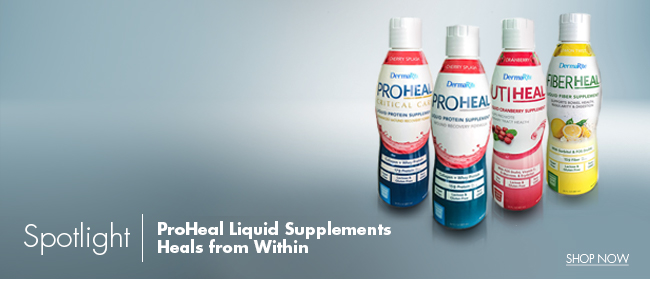 Spotlight | ProHeal Liquid Supplements Heals from Within